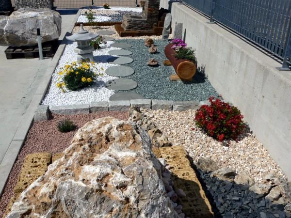 Vendita Pietre Da Giardino : Ciottoli giardini di primavera da costruire a cuneo piemonte italia